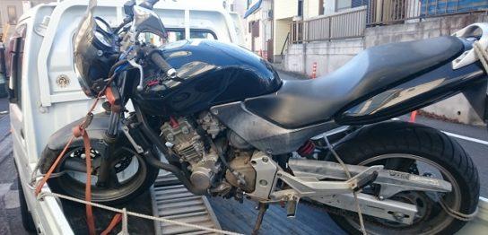 相模原市南区バイク買取 ホーネット250