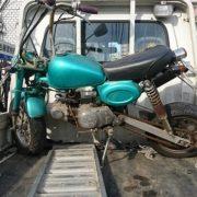 厚木市バイク買取、モンキー