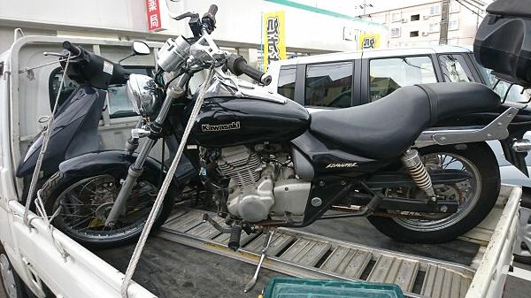 座間市バイク買取